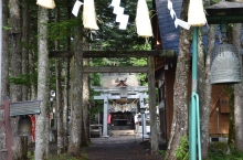 Hakkai-san Shrine