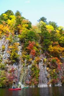 Autumn shades ・Courtesy of Ontake Adventure